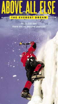 Above All Else: The Everest Dream