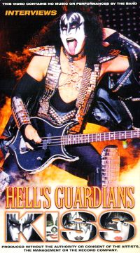 KISS: Hell's Guardians