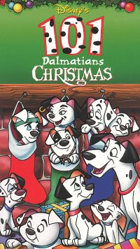 101 Dalmatians Christmas