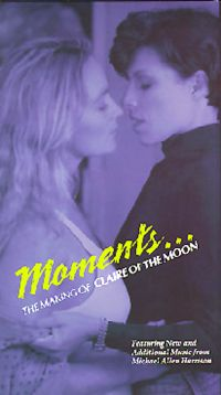 Moments: The Making of Claire of the Moon