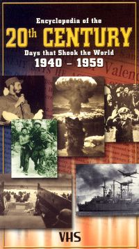 Encyclopedia of the 20th Century: Days That Shook the World, Vol. 3 - 1940-1959