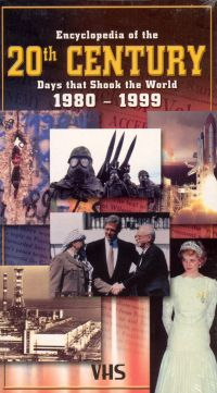 Encyclopedia of the 20th Century: Days That Shook the World, Vol. 5 - 1980-1999