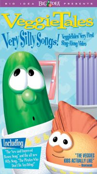 Veggie Tales: A Very Silly Sing-Along