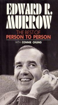 """Edward R. Murrow: The Best of """"Person to Person"""""""