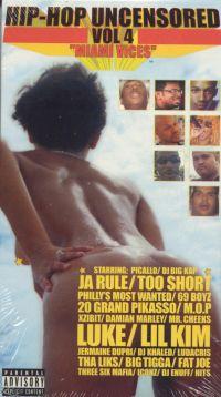 Hip-Hop Uncensored, Vol. 4: Miami Vices