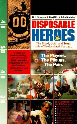 Disposable Heroes: The Blood, Guts and Tears Side of Football