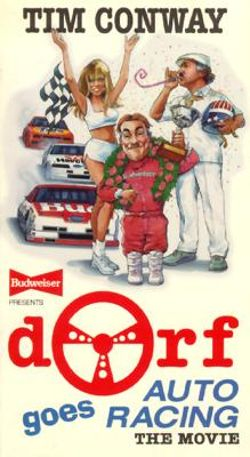 Dorf  Auto Racing on Dorf Goes Auto Racing  1989    Trailers  Reviews  Synopsis  Showtimes