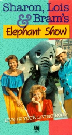 Sharon lois bram 39 s elephant show live in your living - The elephant in the living room full movie ...