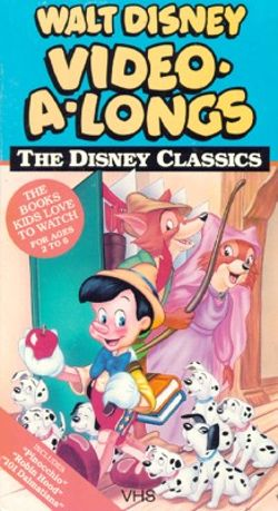 Walt Disney Video-A-Long: Disney Classics on AllMovie