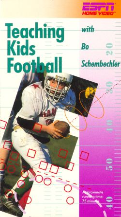 ESPN Instructional: Teaching Kids Football with Bo Schembechler