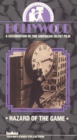 Hollywood: A Celebration of the American Silent Film, Vol. 5 - Hazard of the Game