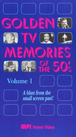 Golden TV Memories of the '50s, Vol. 1