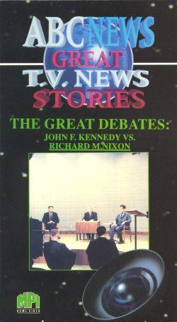 The Great Debates: John F. Kennedy vs. Richard M. Nixon