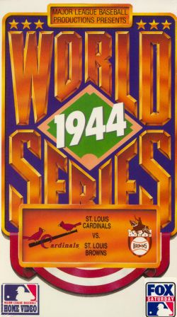 MLB: 1944 World Series