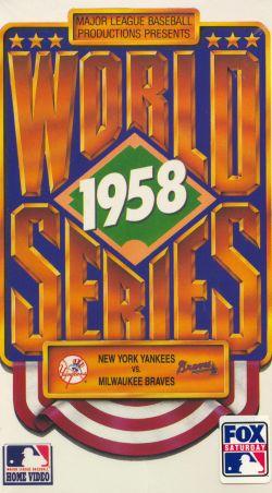 MLB: 1958 World Series - NY vs. Milwaukee