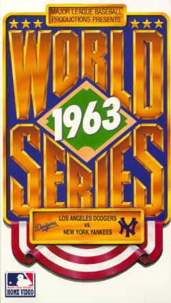 MLB: 1963 World Series