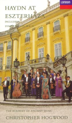 Haydn at Eszterhaza