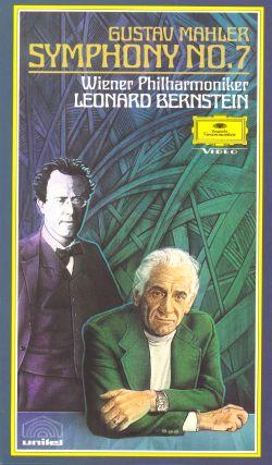 Leonard Bernstein: Gustav Mahler - Symphony No. 7