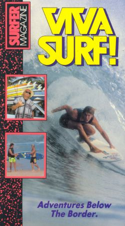 Surfer Magazine: Viva Surf!