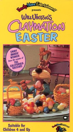 Will Vinton's Claymation Easter