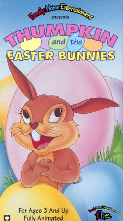 Thumpkin and the Easter Bunnies