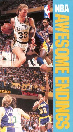 NBA: Awesome Endings
