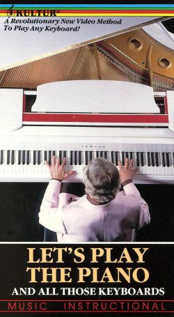 Let's Play the Piano and All Those Keyboards