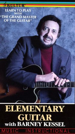 Elementary Guitar with Barney Kessel