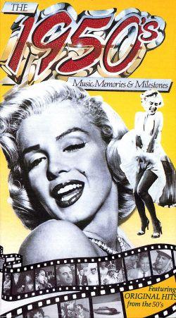 1950s: Music, Memories and Milestones