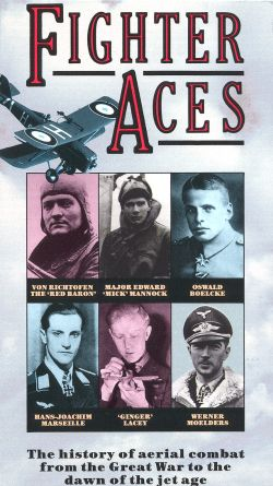 Fight for the Sky, Vol. 3: Fighter Aces - The History of Aerial Combat