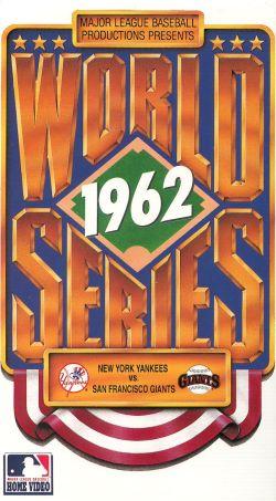 MLB: 1962 World Series