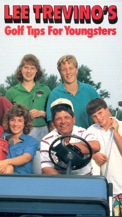 Lee Trevino's Golf Tips for Youngsters