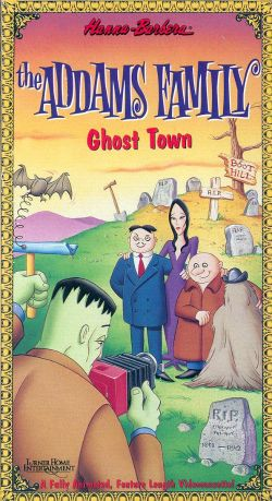 The Addams Family: Ghost Town
