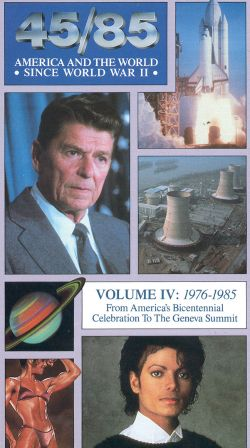 45/85: America and the World Since World War II: 1976-1985