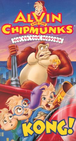 Alvin and the Chipmunks: Kong