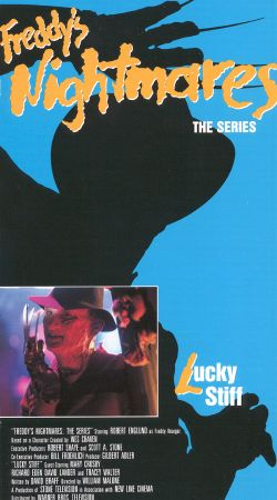 Freddy's Nightmares: Lucky Stiff