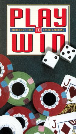 Play to Win! The Insider's Guide to Casino Gambling - Bill Dorn - Data Corrections - AllMovie - 웹