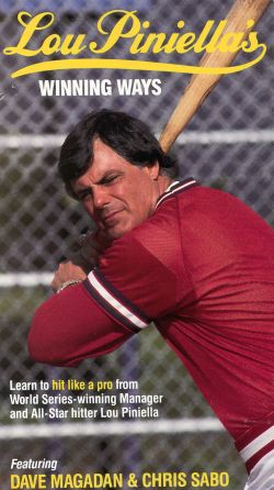 Lou Piniella's Winning Ways