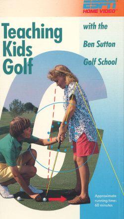 ESPN Instructional: Teaching Kids Golf with Ben Sutton