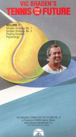 Vic Braden's Tennis for the Future: Vol. 3