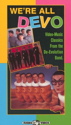 Devo - We're All... Devo