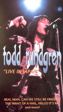 Todd Rundgren: Nearly Human - Live in Japan