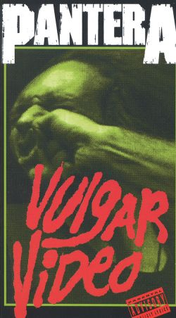 Pantera: Vulgar Video