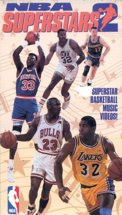 NBA: Superstars, Vol. 2