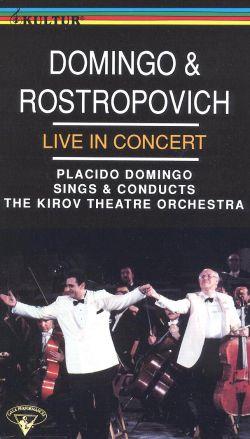 Placido Domingo: In Person