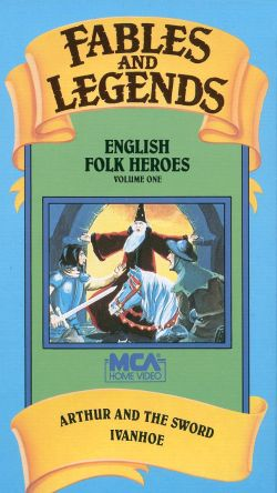 Fables and Legends: English Folk Heroes, Vol. 1