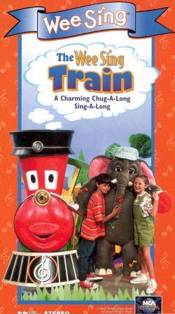 Wee Sing: The Wee Sing Train