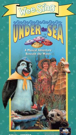 Wee Sing: Under the Sea - A Musical Adventure Beneath the Waves