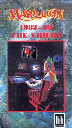 Marillion: The Videos 1982-1986