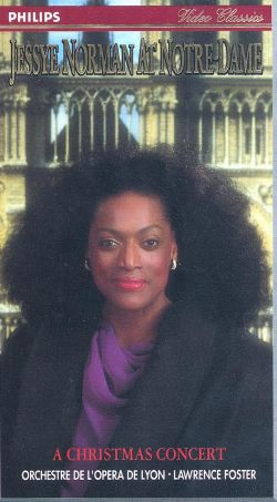 Jessye Norman at Notre Dame: A Christmas Concert